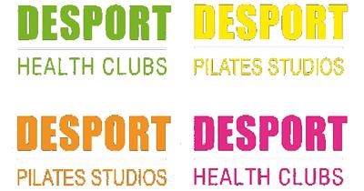 desport full logo